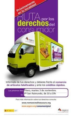 autobus derechos consumidor