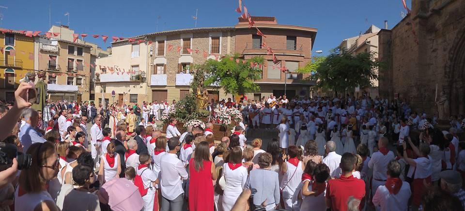 Día de la Virgen de la Barda