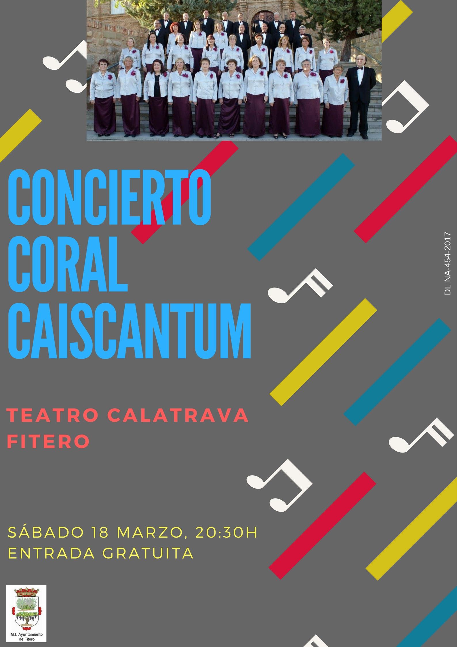Coral Cascante concierto 18 marzo F