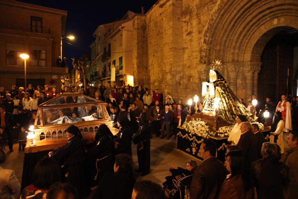 Semana Santa Fitero 2010