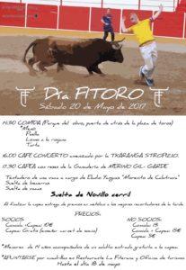 cartel Fitoro 20 mayo