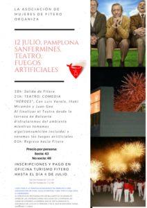 Pamplona 12 julio