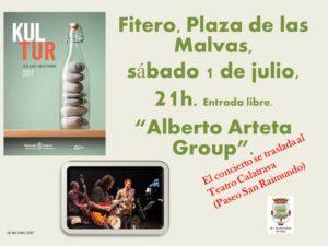 cultur 2017 1 julio Fitero en Teatro Calatrava
